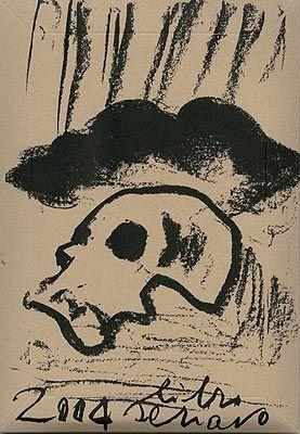 Illustrated Book Cucchi - Libro Schiavo