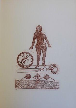 Illustrated Book Ernst - Lieux Communs