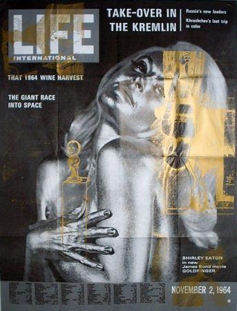 Screenprint Trockel - Life 3