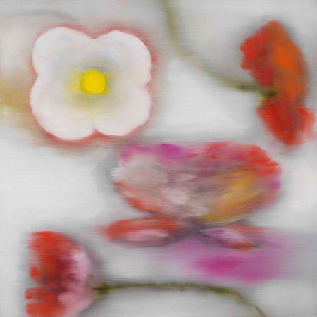 Numeric Print Bleckner - Light Flowers II