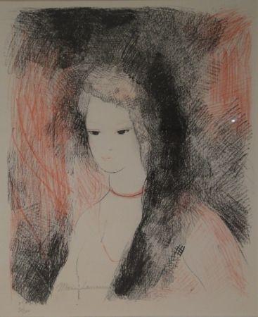 Lithograph Laurencin - Linda
