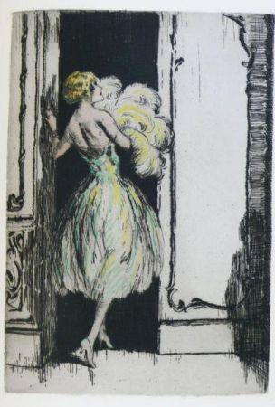 Illustrated Book Icart - L'ingénue libertine