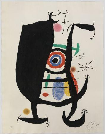 Carborundum Miró - L'Inhibe