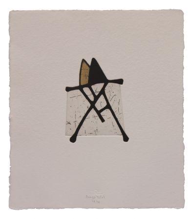 Etching And Aquatint Baroja-Collet - Lisboa III