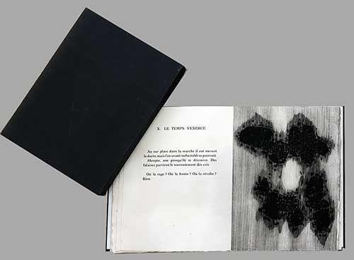 Illustrated Book Ubac - Lisière du devenir