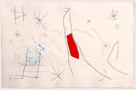 Drypoint Miró - L'issue dérobée