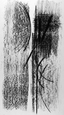 Lithograph Hartung - Litho 84