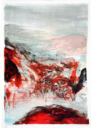 Lithograph Zao - LITHOGRAPH - RUBY & JADE