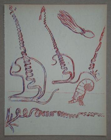 Lithograph Ernst - Lithograph pour XXe Siècle