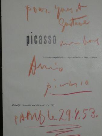 Illustrated Book Picasso - Lithographieën, aquatintes bronzen