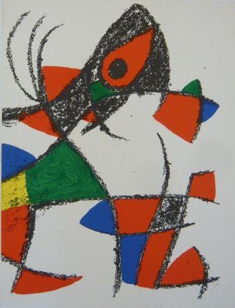 Photography Miró - Lithographie II Miro lithographe II