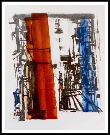 Lithograph Vieira Da Silva - Lithographie originale