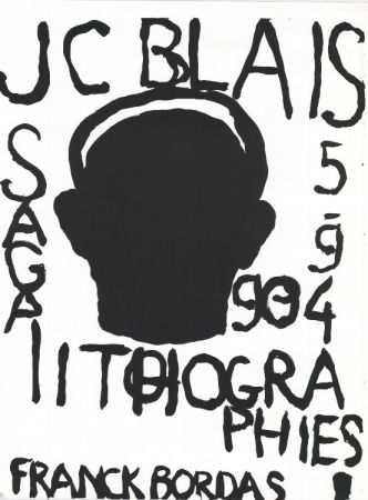 Lithograph Blais - Lithographies