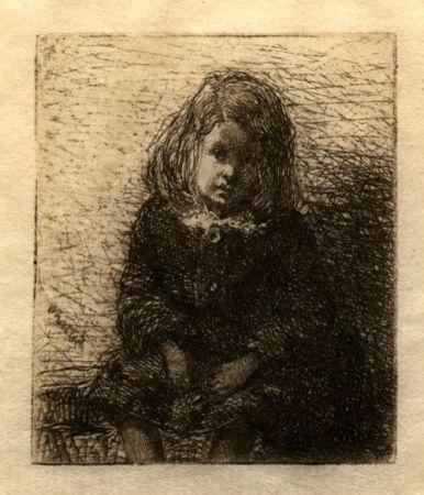Etching Whistler - Little Arthur
