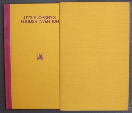 Illustrated Book Valentini - Little Johnny's Foolish Invention