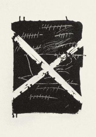 Lithograph Tàpies - Llambrec-8
