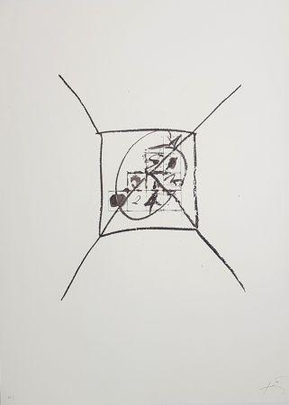 Lithograph Tàpies - Llambrec-9