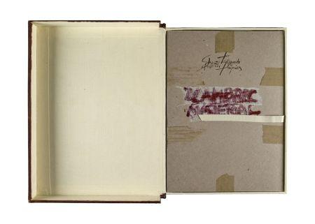 Illustrated Book Tàpies - Llambrec Material