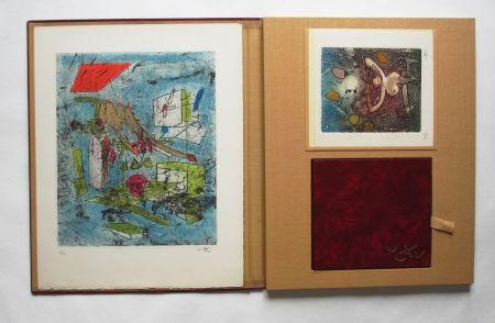 Illustrated Book Matta - L'oeuvre gravé