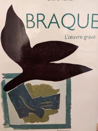 Illustrated Book Braque - L'oeuvre gravé