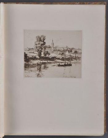 Etching Bejot - L'oeuvre gravé d'Eugène Béjot (with 3 ORIGINAL ETCHINGS)