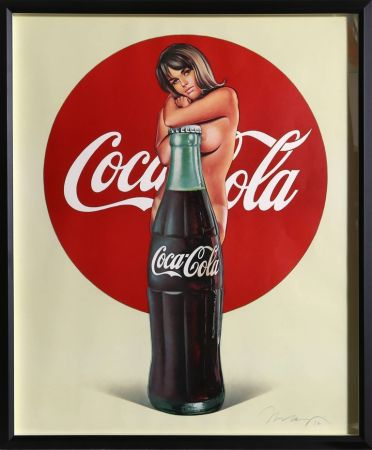 Lithograph Ramos - Lola Cola