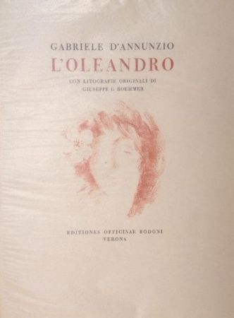 Illustrated Book Boehmer - L'oleandro