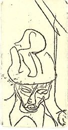 Illustrated Book Bartolini - L'ombra bianca di Luigi Bartolini