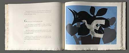 Illustrated Book Braque - L'ordre des oiseaux