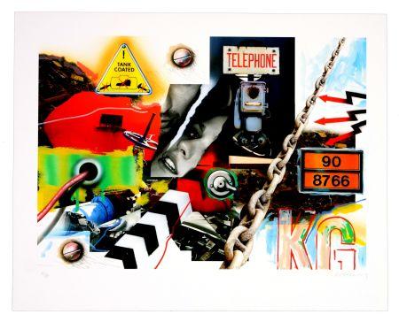 Numeric Print Klasen - Lost Landscape 5
