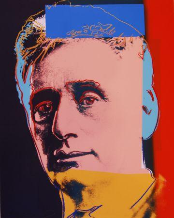 Screenprint Warhol - Louis Brandeis (FS II.230)