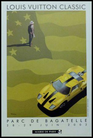 Poster Razzia - LOUIS VUITTON CLASSIC PARC DE BAGATELLE