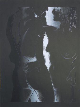 Screenprint Warhol - Love (FS II.311)