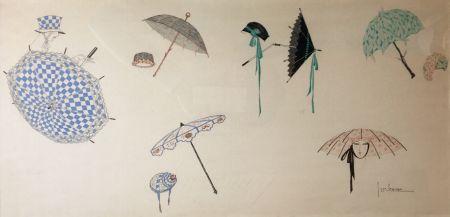 No Technical Lepape - Ls ombrelles