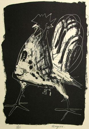 Illustrated Book Minguzzi - Luciano Minguzzi. Cinque litografie originali