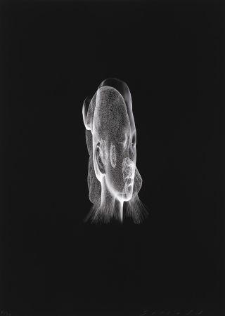 Numeric Print Plensa - Lumière invisible Rui Rui