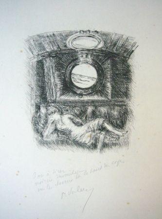 Drypoint Valery - Mélange
