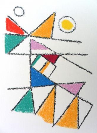 Lithograph Bille - M 104