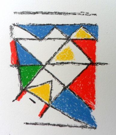 Lithograph Bille - M 135