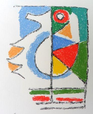 Lithograph Bille - M 136