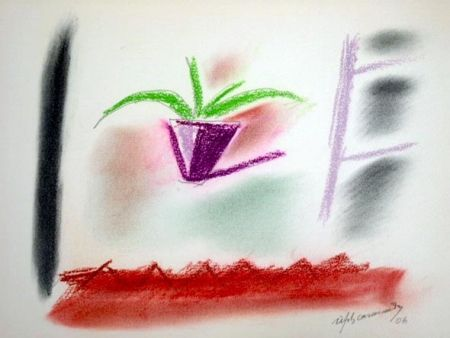 Lithograph Ràfols Casamada - MACETA