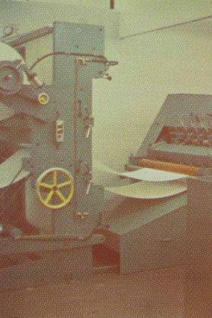 Lithograph Jacquet - Machine à imprimer