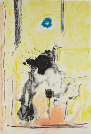 Lithograph Frankenthaler - Madame de Pompadour