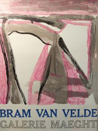 Poster Van Velde - Maeght
