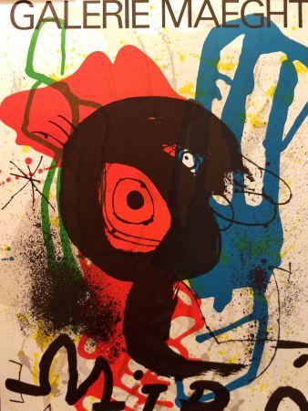Poster Miró - Maeght