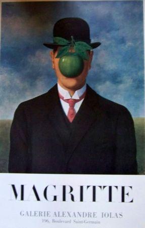 Poster Magritte - Magritte