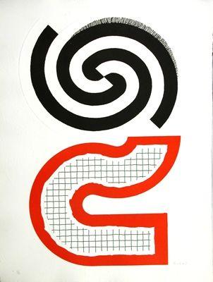 Aquatint Sugai - Mai 93