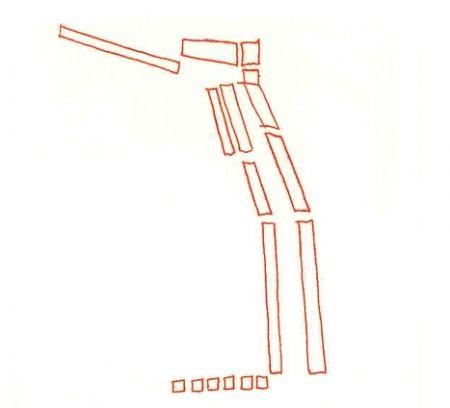 Illustrated Book Perilli - Main D'Aile