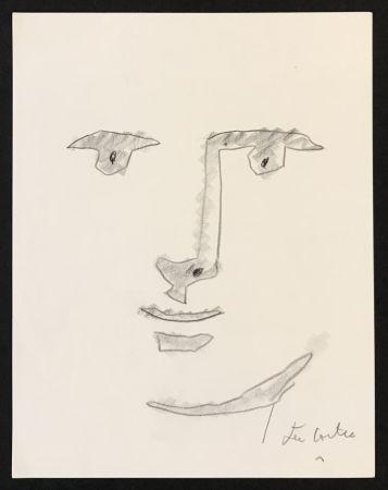 No Technical Cocteau - Male Portrait