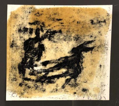 Lithograph Barcelo - Mali
